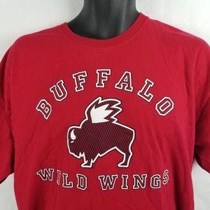 Buffalo Wild Wings Graphic Logo T Shirt XL